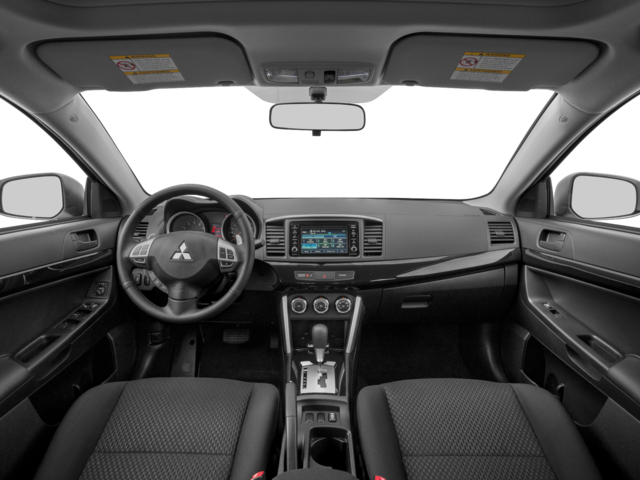 Pre-Owned 2017 Mitsubishi Lancer ES