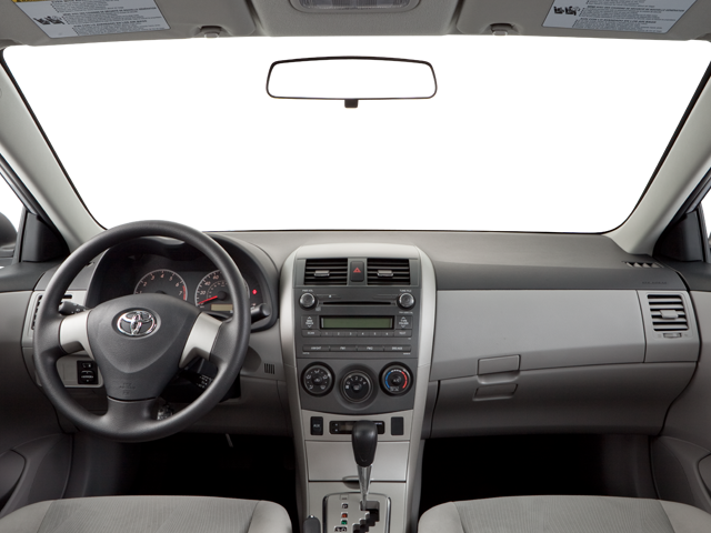 Pre-Owned 2012 Toyota Corolla LE