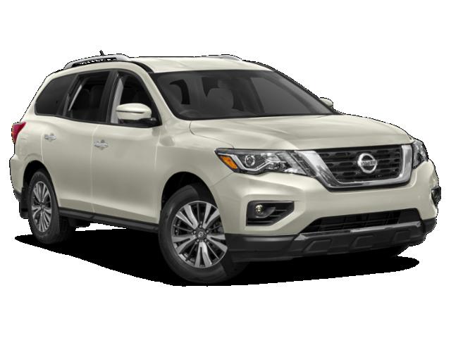 New 2020 Nissan Pathfinder SV