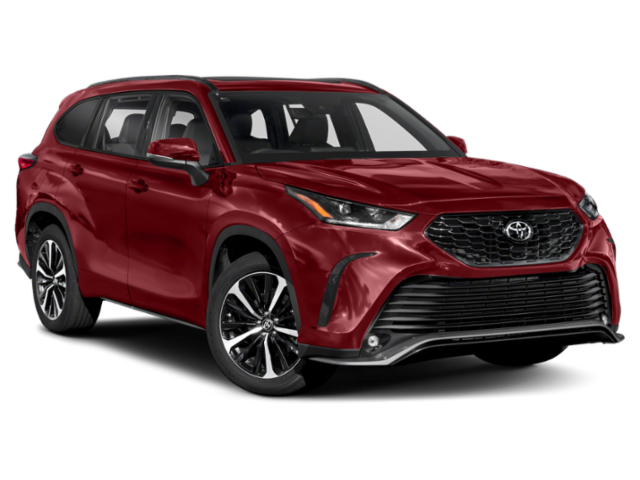 New 2022 Toyota Highlander XSE