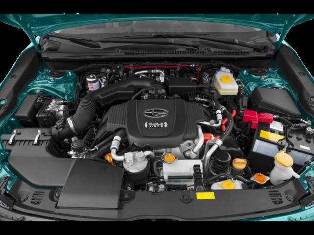New 2020 Subaru Crosstrek Hybrid