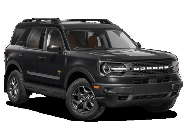 New 2021 Ford Bronco Sport Badlands