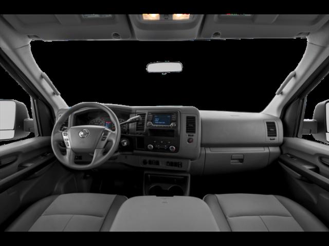 New 2020 Nissan NV Cargo 2500 HD SV