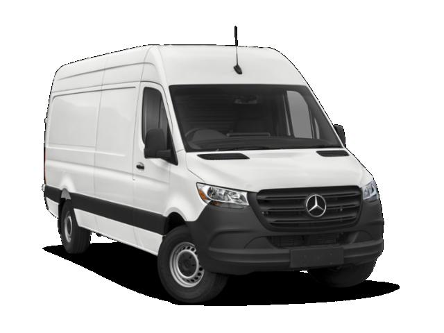 New 2021 Mercedes-Benz Sprinter 2500 2500