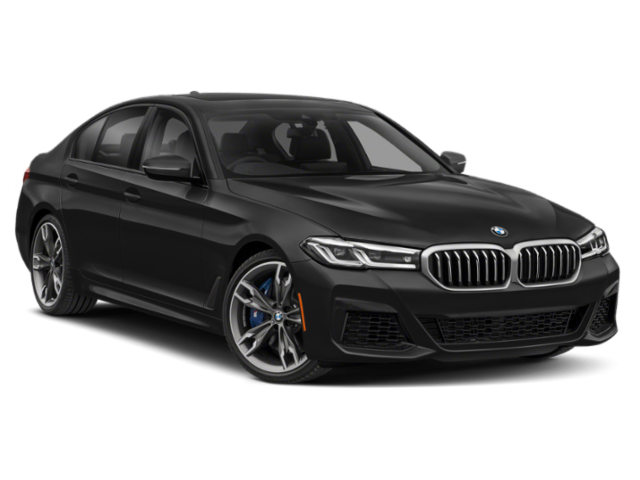 New 2021 BMW 5 Series M550i xDrive