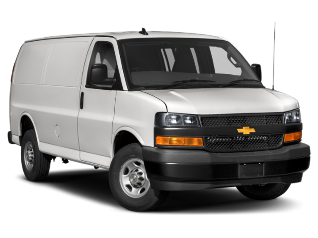 New 2021 Chevrolet Express 2500 Work Van