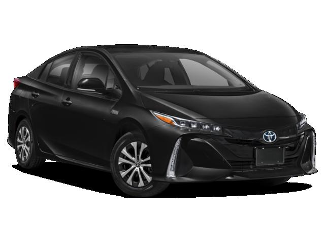 New 2021 Toyota Prius Prime LE