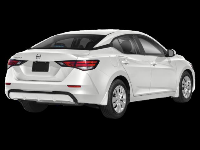 New 2021 Nissan Sentra SV