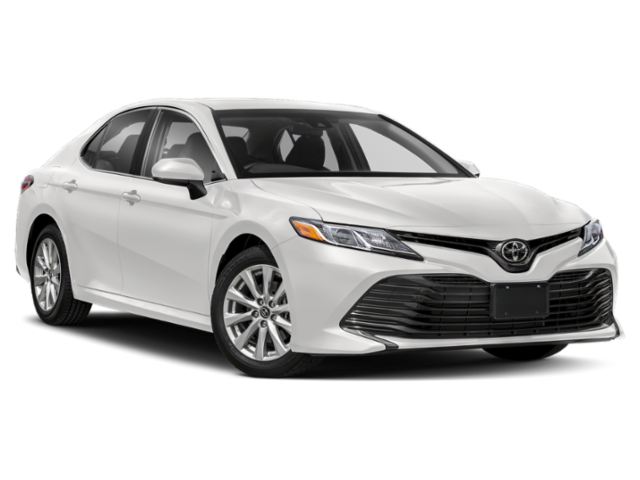 New 2020 Toyota Camry LE 4 FWD