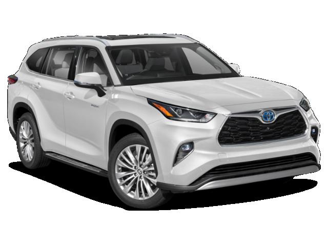 New 2022 Toyota Highlander Hybrid LTD