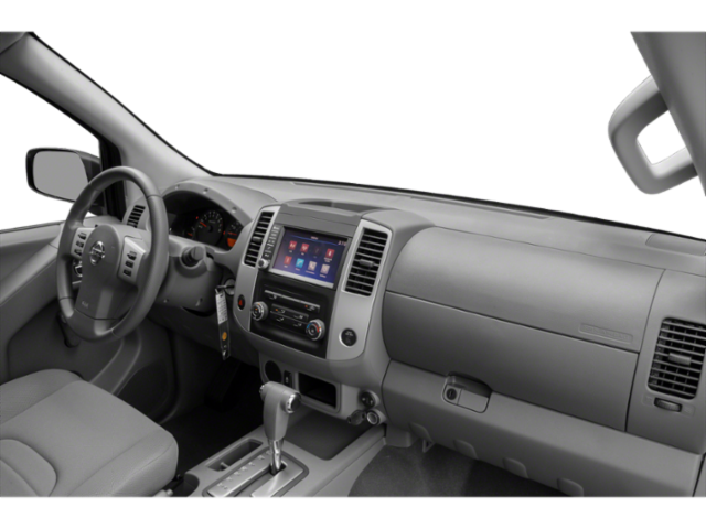 New 2021 Nissan Frontier S