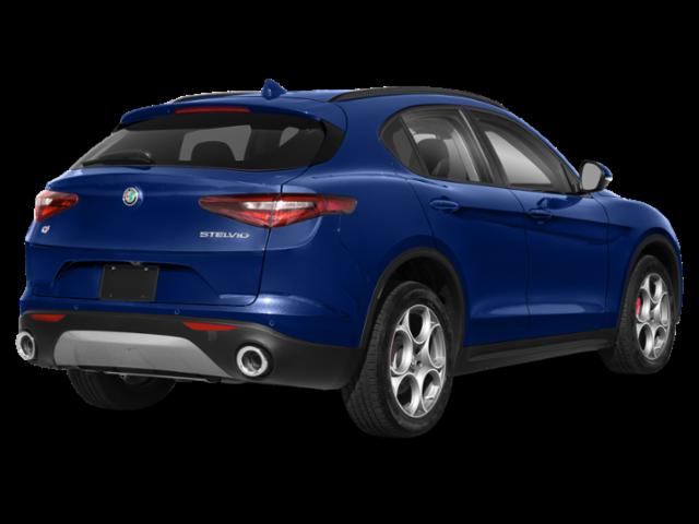 New 2021 Alfa Romeo Stelvio Ti Sport