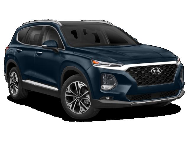 New 2020 Hyundai Santa Fe Limited 2.0T AWD 4D Sport Utility