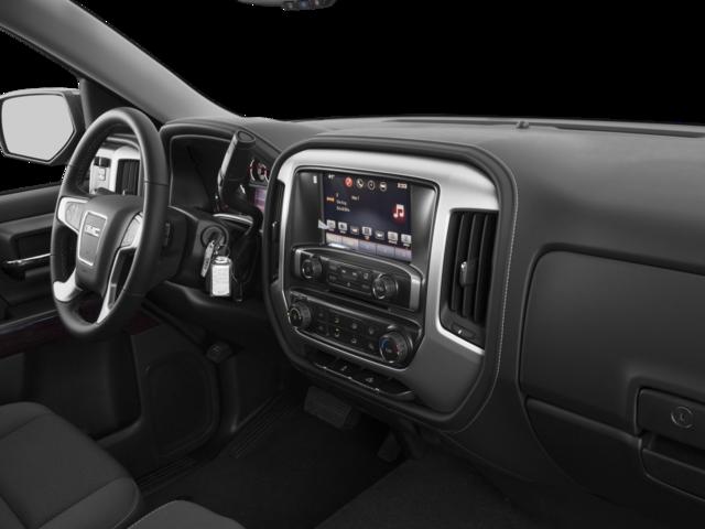 Pre-Owned 2017 GMC Sierra 1500 SLE