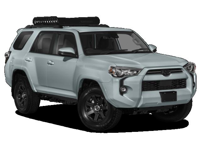 New 2022 Toyota 4Runner Trail