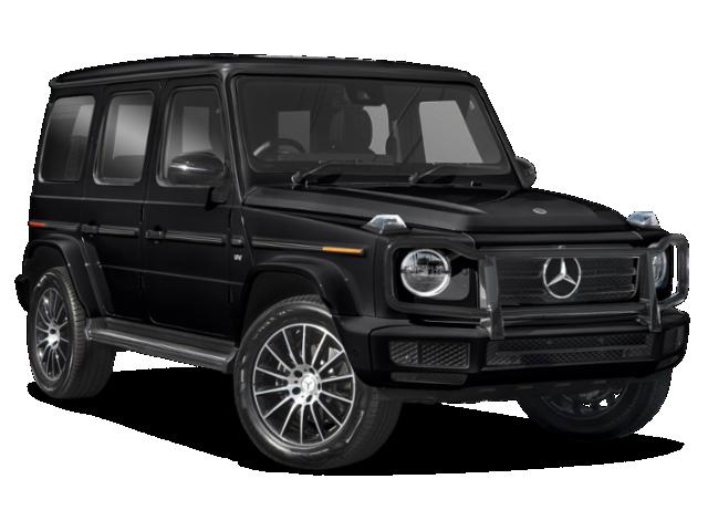 New 2021 Mercedes-Benz G-Class G 550