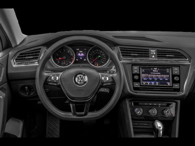 New 2021 Volkswagen Tiguan S