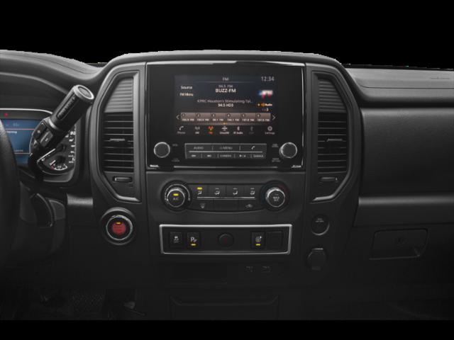New 2021 Nissan Titan S