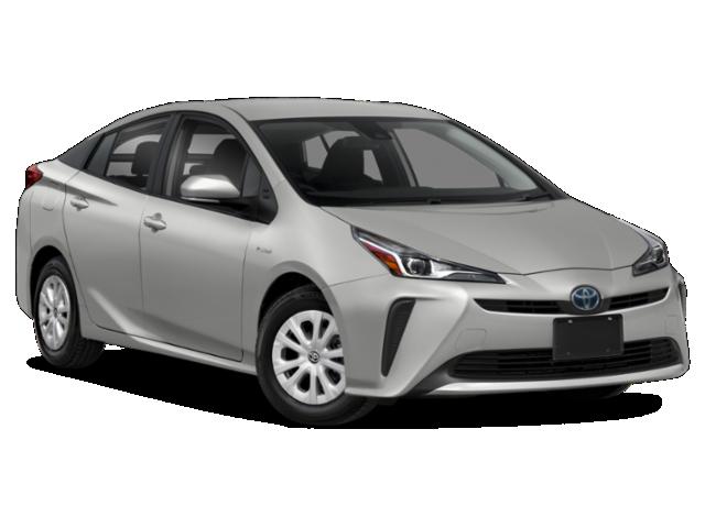 New 2022 Toyota Prius L