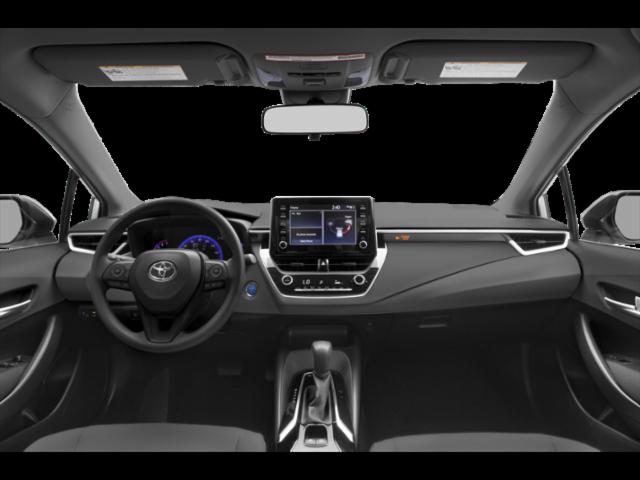 New 2020 Toyota Corolla Hybrid Hybrid LE CVT