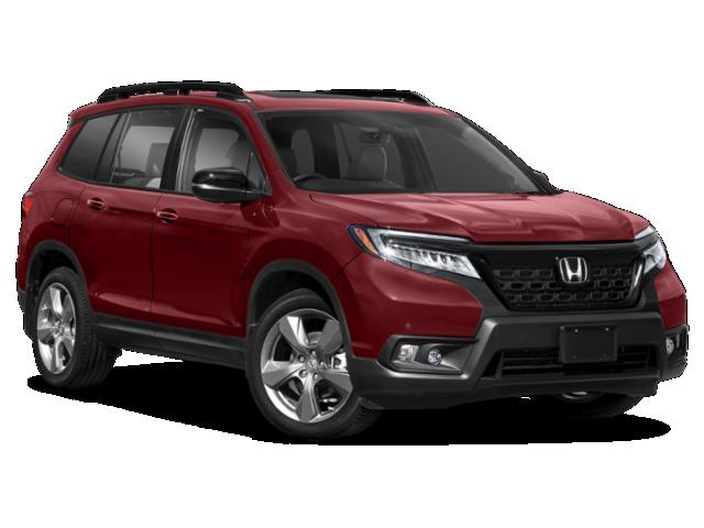 New 2021 Honda Passport AWD TOURING