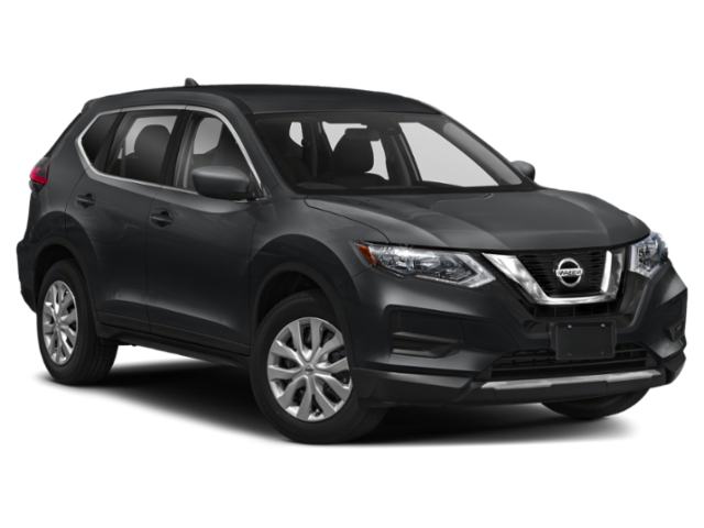 New 2020 Nissan Rogue S FWD CVT Front Wheel Drive Crossover