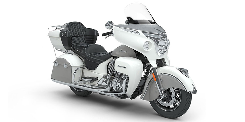New 2018 Indian Motorcycle Roadmaster® ABS Polish.Bronze Over Thund.Black w/Silver Pinst. Touring