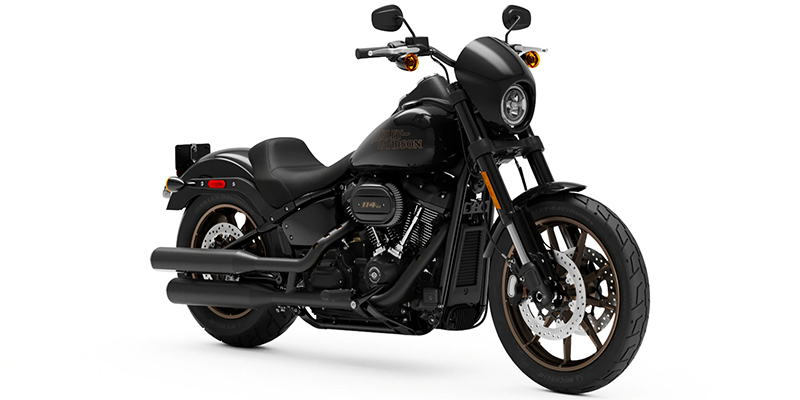 New 2021 Harley-Davidson Cruiser Low Rider S FXLRS