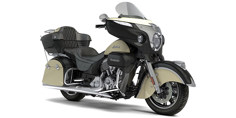 New 2017 Indian Motorcycle Roadmaster® Steel Gray Over Thunder Black Touring