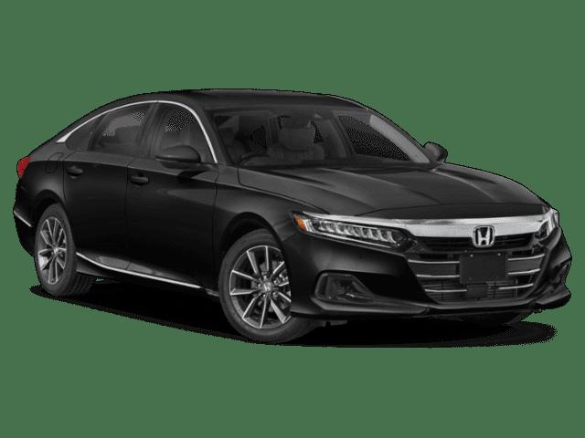 New 2021 Honda Accord EX-L