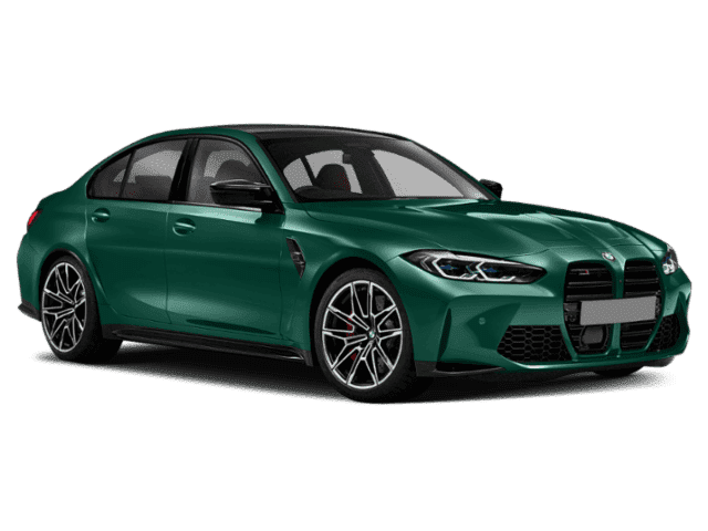 2022 BMW M3 Competition