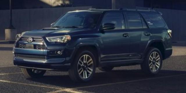 New 2022 Toyota 4Runner TRD Sport