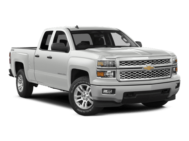 Pre-Owned 2015 Chevrolet Silverado 1500 LS RWD 4D Double Cab
