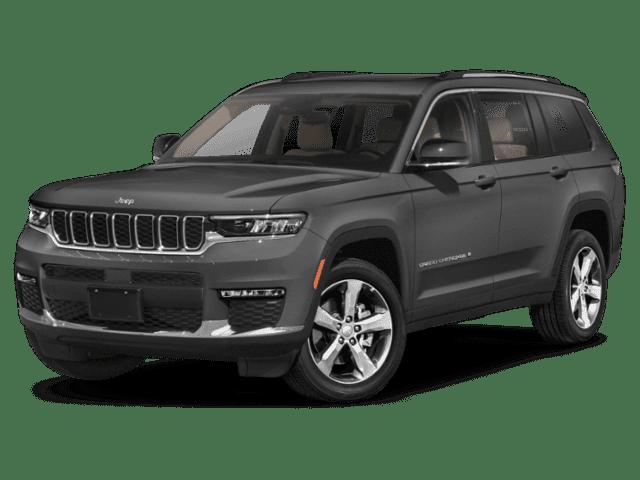 New 2021 JEEP Grand Cherokee L Overland