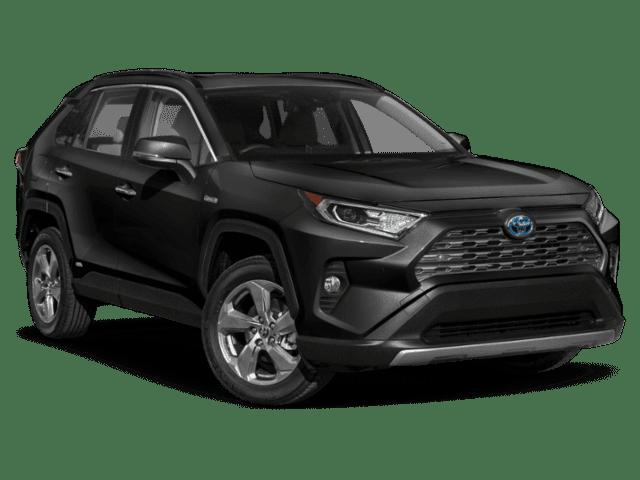 New 2021 Toyota RAV4 Hybrid LTD AWD HYBRID