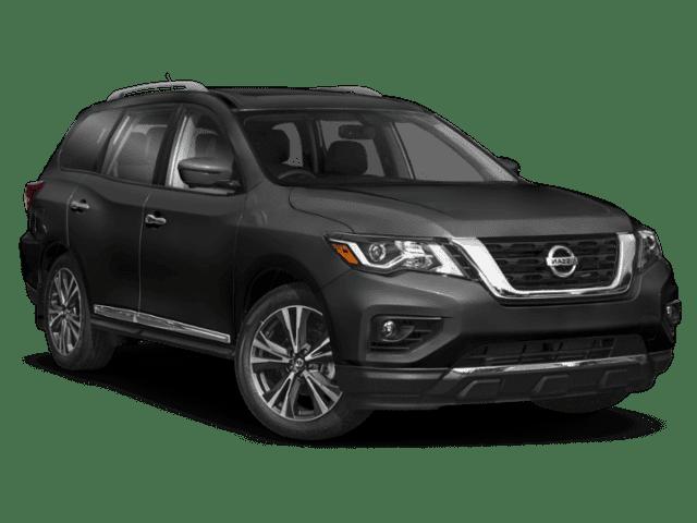 New 2020 Nissan Pathfinder Platinum