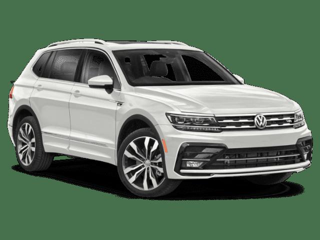 New 2021 Volkswagen Tiguan 2.0T SEL Premium R-Line