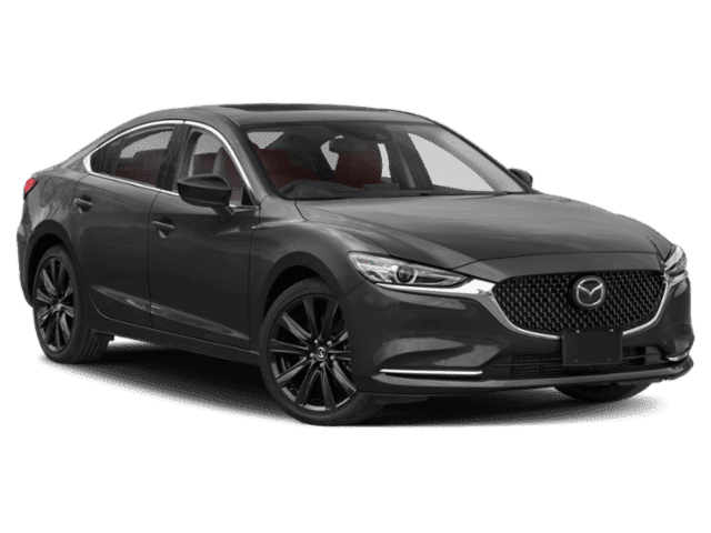 New 2021 Mazda6 4Dr Sdn At Carbon Ed