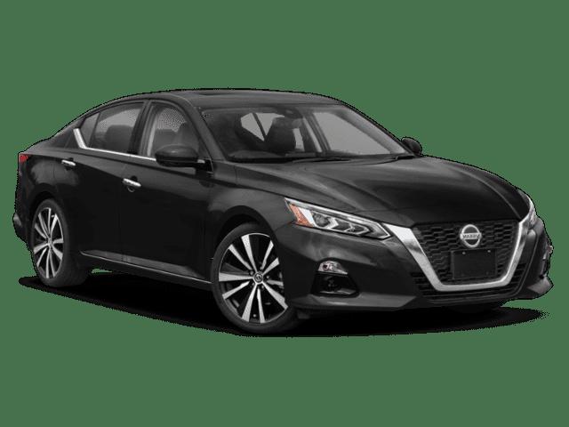 New 2021 Nissan Altima SV