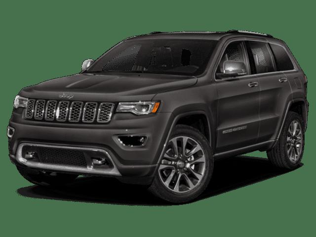 New 2021 JEEP Grand Cherokee Overland