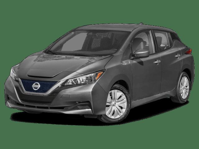 New 2022 Nissan LEAF SV