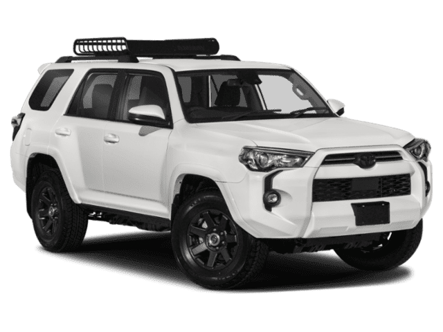 New 2022 Toyota 4Runner Trail Special Edition