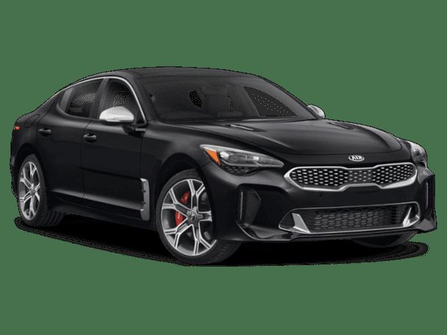 Pre-Owned 2021 Kia Stinger GT1
