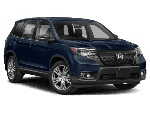 New 2021 Honda Passport AWD EX-L
