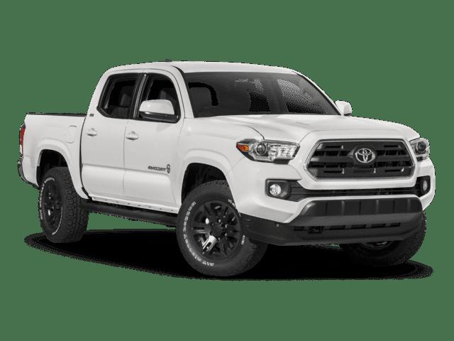 New 2018 Toyota Tacoma SR5 Double Cab