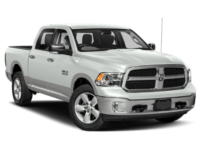 Pre-Owned 2018 Ram 1500 Big Horn RWD 4D Crew Cab