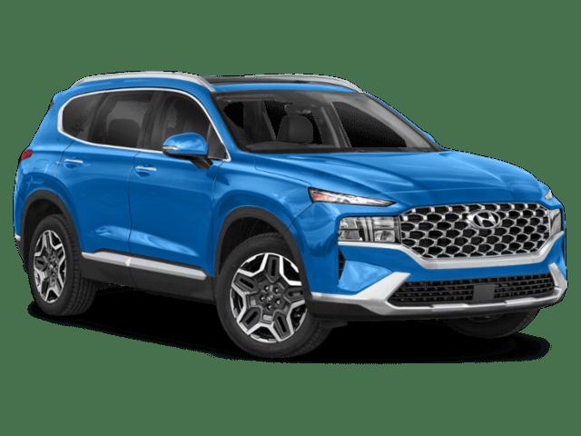 2022 Hyundai Santa Fe Hybrid SEL Premium