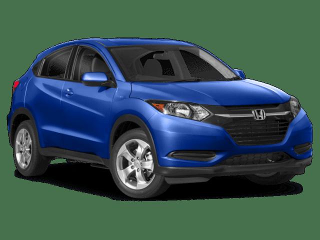 Certified Pre-Owned 2018 Honda HR-V LX