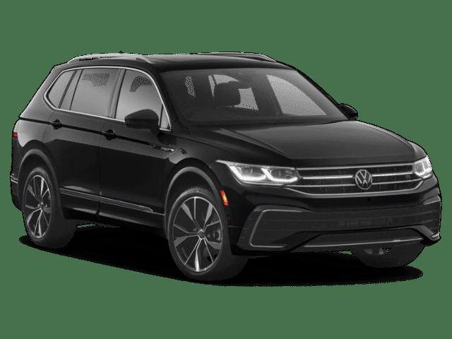 2022 Volkswagen Tiguan 2.0T SE