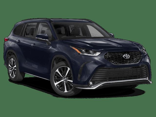 New 2022 Toyota Highlander XLE